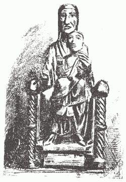 La Vierge de Font-Romeu
