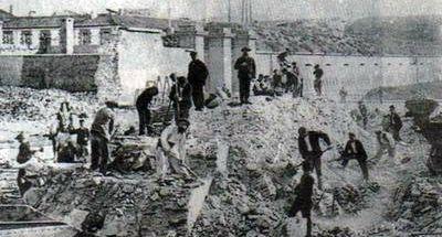 La démolition